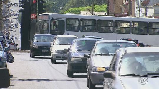 São Carlos, Araraquara e Rio Claro têm 964 acidentes com vítimas