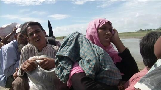 Mianmar e Bangladesh terão dois anos para repatriar refugiados rohingyas