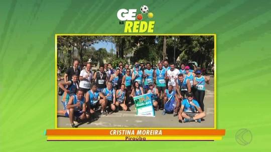 GE na Rede tem lutador mirim, turma do futebol e corredores na região