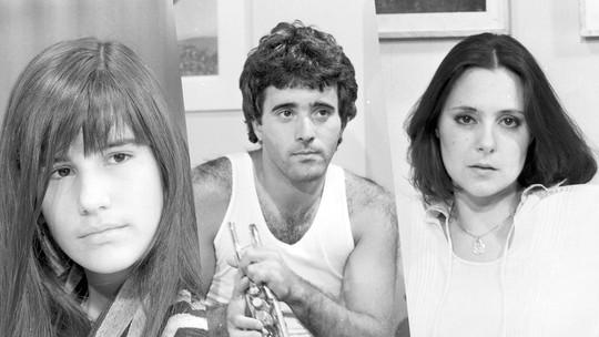 Antes e Depois: veja as mudanças dos famosos que aparecem na TV de 'Cine Holliúdy'