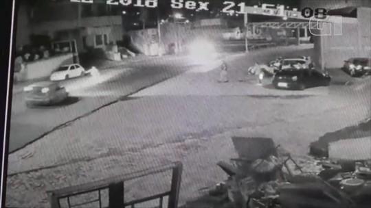 Terceiro suspeito de atropelar sargento em Taquara é preso