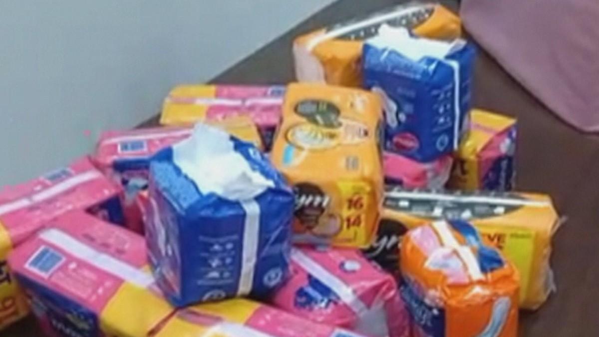Campanha 'Fluxo do Bem' arrecada absorventes e coletores menstruais em Guararema