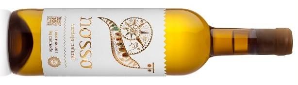 O Nosso Verdejo Natural, da vinícola espanhola Menade