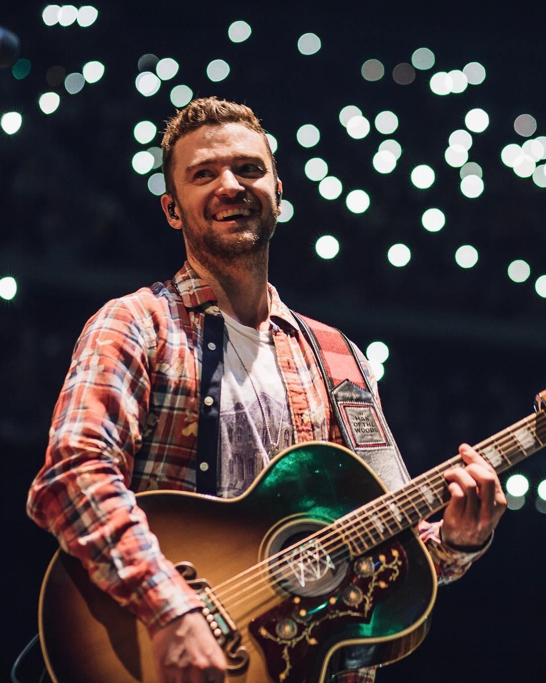 Justin Timberlake (Foto: Reprodução Instagram)