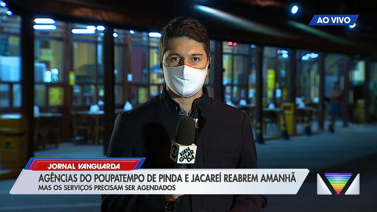 Unidades do Poupatempo reabrem para atendimento presencial em Jacareí e Pinda
