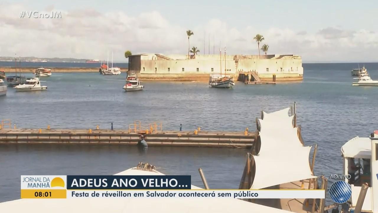 Salvador vai ter Réveillon sem público, com shows on line de Ivete Sangalo e Gusttavo Lima
