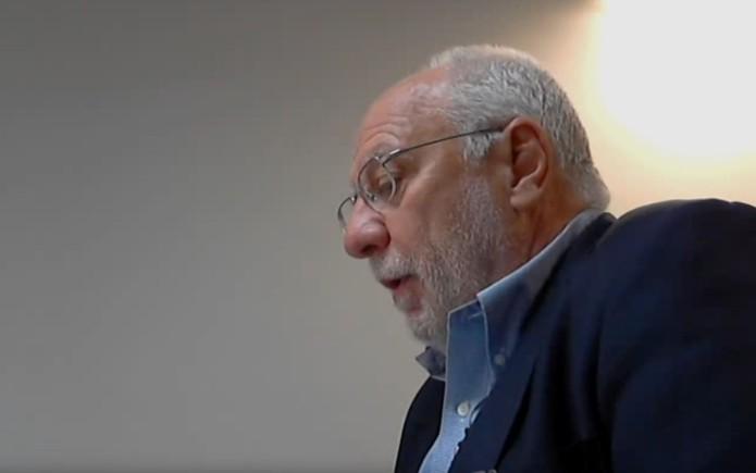 Ex-diretor Alexandrino Alencar fala em delação sobre pedido de dinheiro feito pela deputada — Foto: Reprodução/ G1