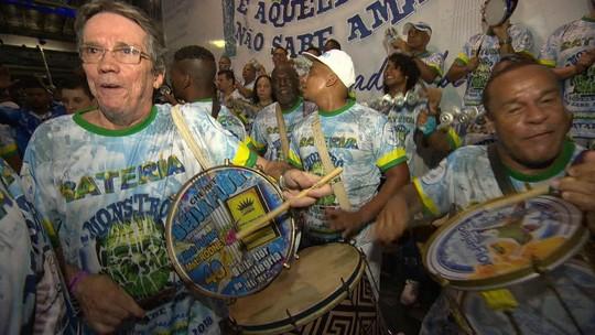 Beija-Flor de Nilópolis já tem samba para carnaval de 2018