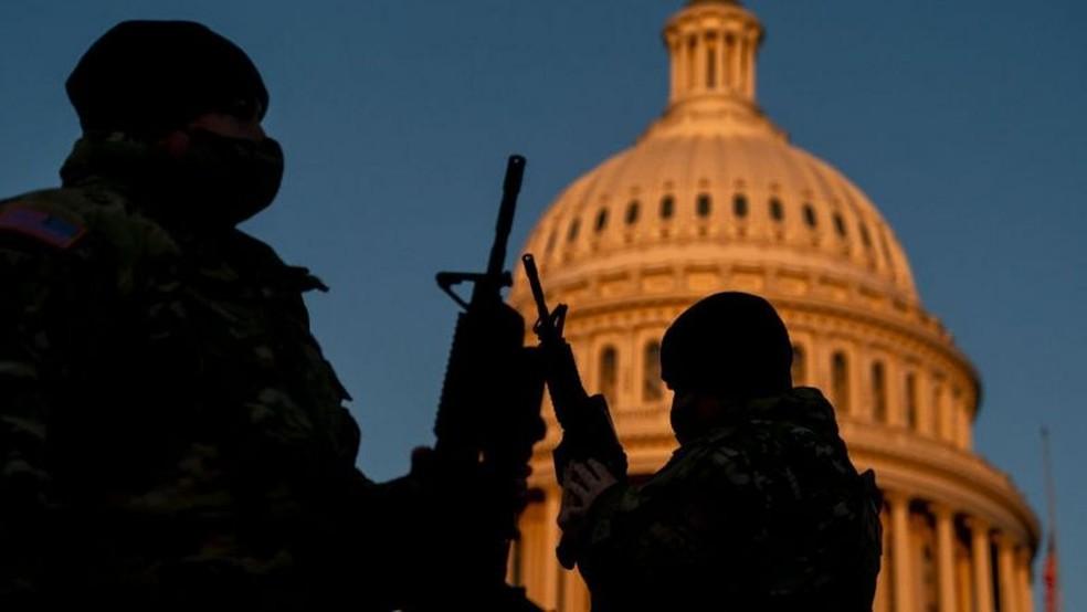 Trump em fim de mandato: qual a posição dos militares nos EUA nesse momento excepcional no país   Mundo   G1
