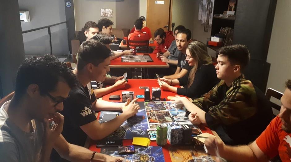 A Geekplay é um espaço de convivência em Goiás (Foto: Divulgação)
