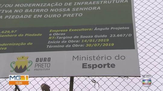 MG Móvel acompanha reivindicação dos moradores de Ouro Preto