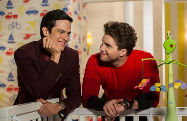 Niko (Thiago Fragoso) era o par romântico de Félix em 'Amor à vida' (Foto: TV Globo)