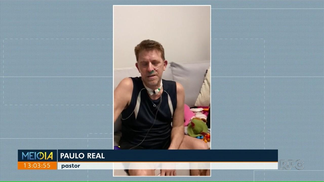 Pastor se recupera de Covid após 48 dias internado