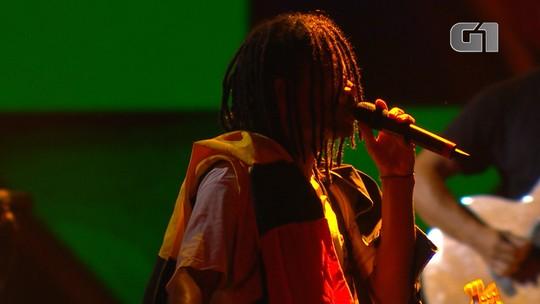 Banda Natiruts toca 'Dentro da Música' no Festival de Verão