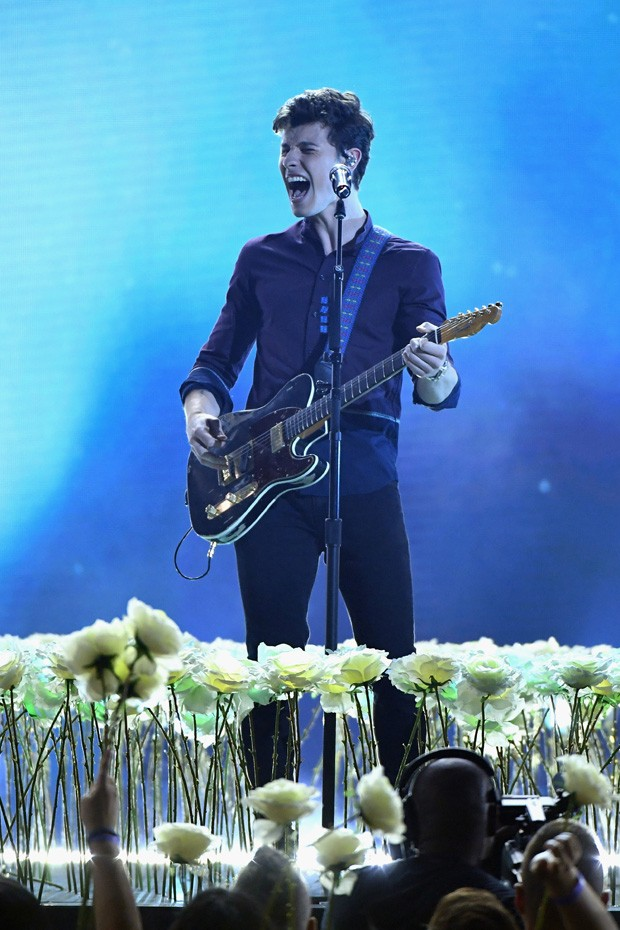 Shawn Mendes Foto Getty Images