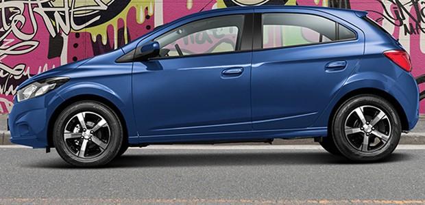 Chevrolet Onix 2019 (Foto: Divulgação)