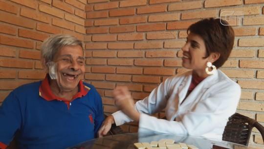 Aos 35 anos, empresária se torna mãe de idoso em Ribeirão Preto: 'Acolhi de coração aberto'