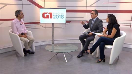 Zema recua em propostas de privatizações da Cemig e Copasa em entrevista ao G1