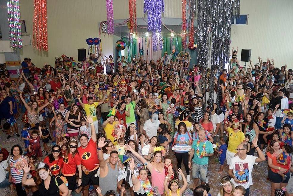 Bailinho Mamãe Eu Quero é uma matinê infantil carnavalesca em Natal — Foto: Divulgação