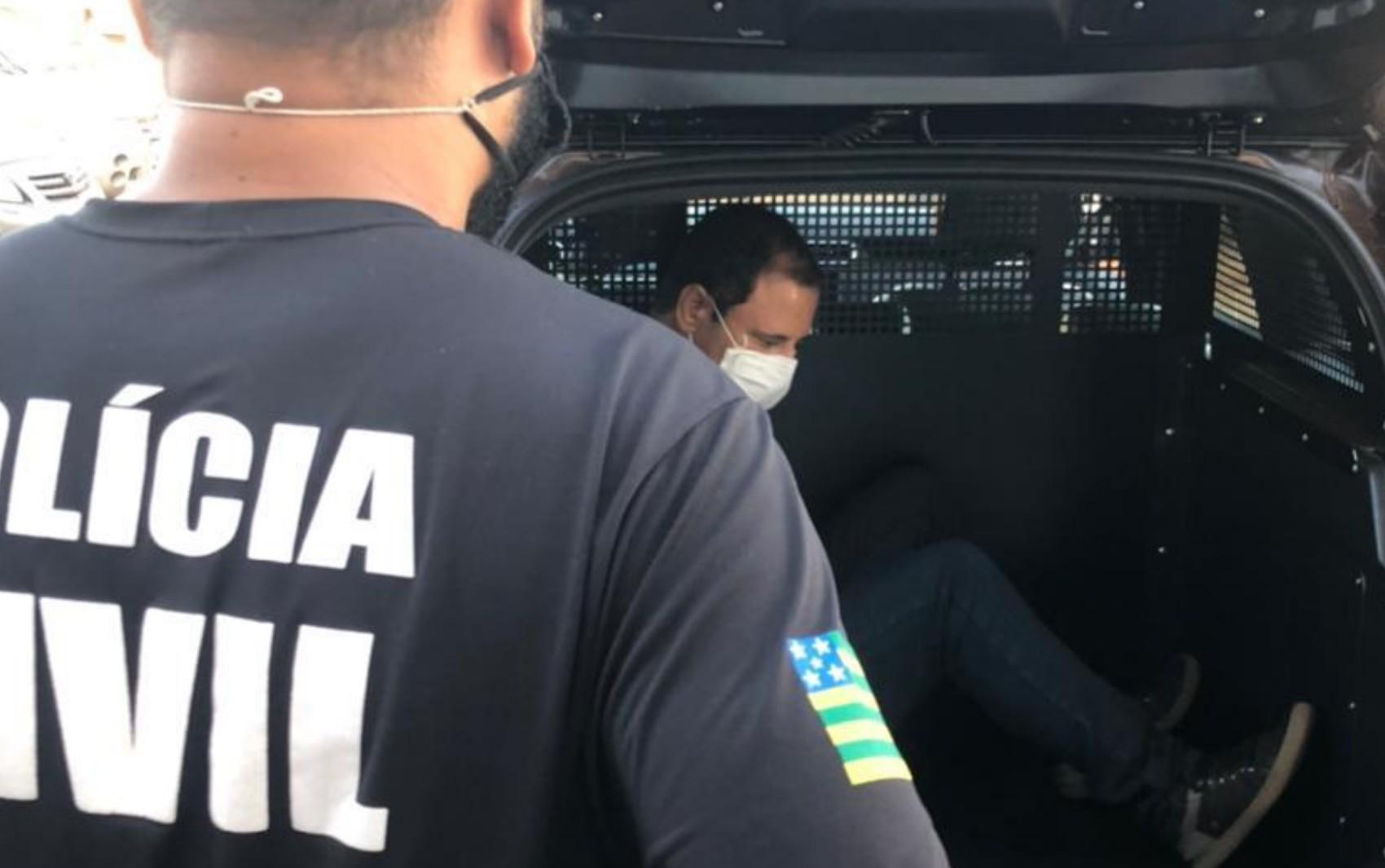 Pastor que coordena ação com menores é preso suspeito de estuprar garota em Itaberaí