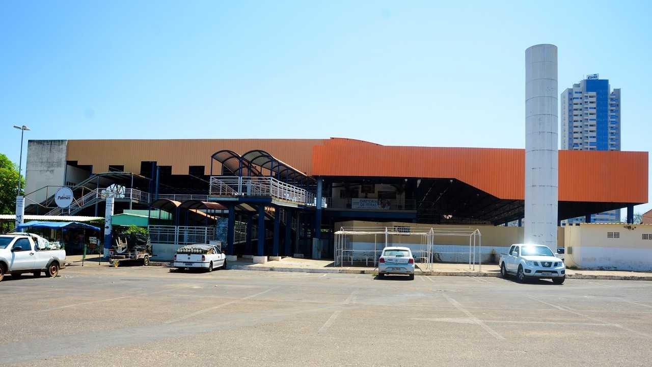 Estacionamento de feira no centro de Palmas será interditado para manutenção - Notícias - Plantão Diário