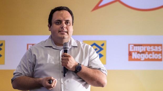 Bruno Oliveira, cofundador e CTO da Arquivei (Foto: Nereu Jr.)