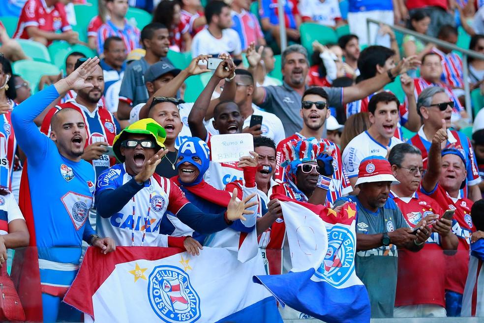 fb6f36385da ... Torcedores do Bahia já podem comprar ingressos para partida contra o  Palmeiras pela Copa do Brasil