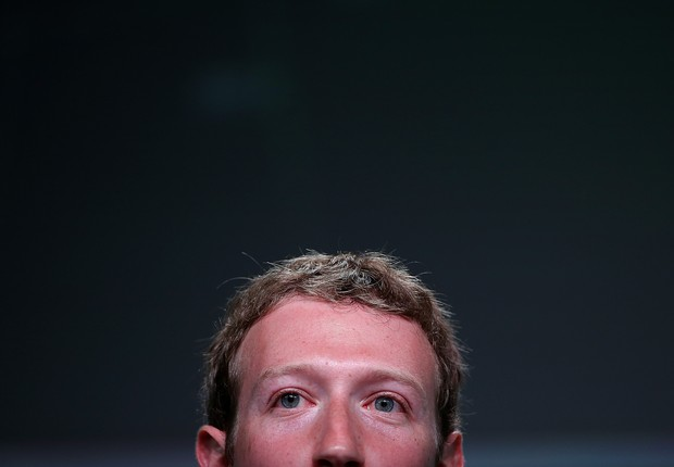 Mark Zuckerberg, CEO do Facebook (Foto: Justin Sullivan/Getty Images)