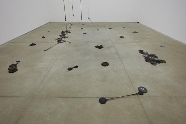 Retrospectiva de Ernesto Neto na Pinacoteca (Foto: Divulgação)
