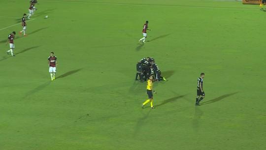 Com humildade, Jorge Henrique sai outra vez do banco e decide para o Figueirense