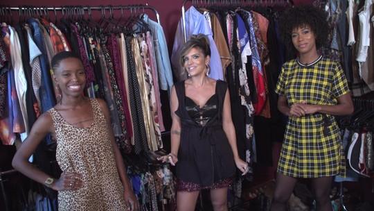 Paula Magalhães abre armário e desafia fashionistas
