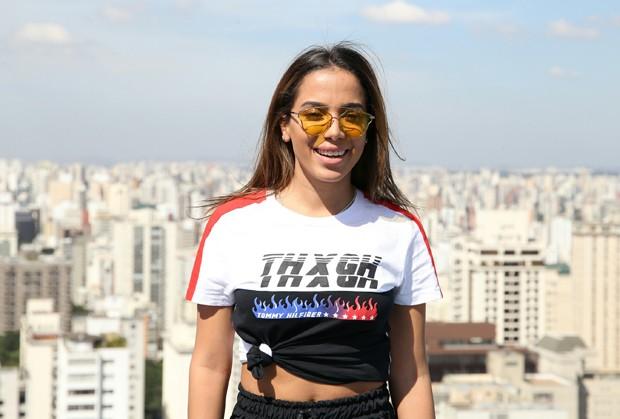 Anitta (Foto: Deividi Correa / AgNews)
