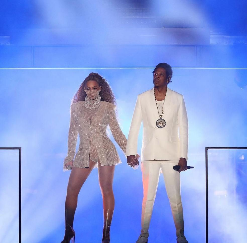 Beyoncé e Jay-Z faturam US$ 253,5 milhões com a turnê