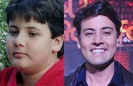 Apresentador do Multishow, Bruno de Luca interpretou Fabinho TV Globo - Reprodução