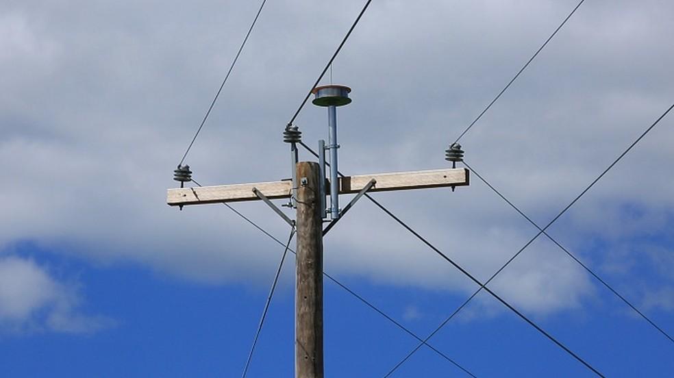 Tecnologia AirGig usa rede elétrica e pode chegar a mais de 1Gbps de velocidade  (Foto: Divulgação/AT&T)