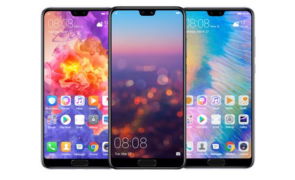 Sistema operacional escolhido para o P20 Pro é o Android 8.1 (Oreo) (Foto: Divulgação/Huawei)