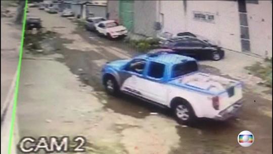 9 PMs são presos suspeitos de desviar 12 t de carne roubada no RJ