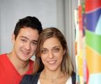 Marcos Veras e Julia Rabello | Pércio Campos