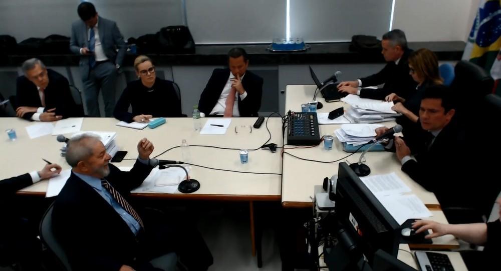 Tribunal Federal nega novo pedido de suspeição de Moro feito pela defesa de Lula