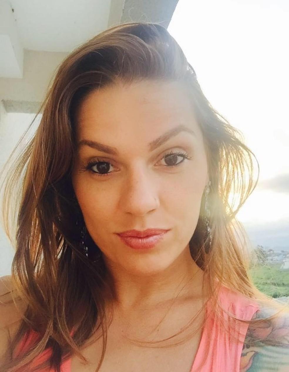 Jaqueline Barros foi morta no trabalho (Foto: Arquivo pessoal)