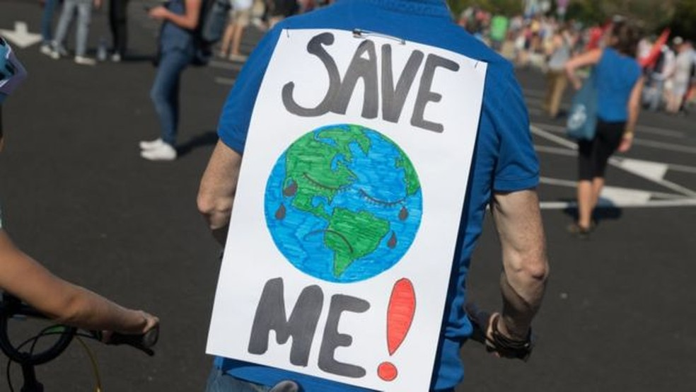 Questões como os problemas ambientais se tornaram mais proeminentes desde a época de Schumpeter — Foto: Getty Images