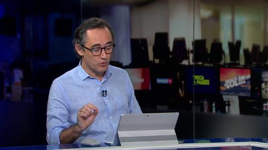 TV Globo usa protocolo de não passar replays antes de decisão do árbitro
