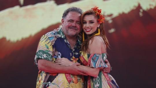 'Dança dos Famosos': Leo Jaime lidera ranking na primeira rodada da fase semifinal