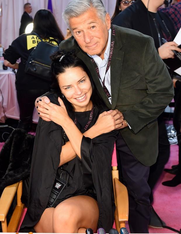 Adriana Lima (Foto: Getty Images/Reprodução)