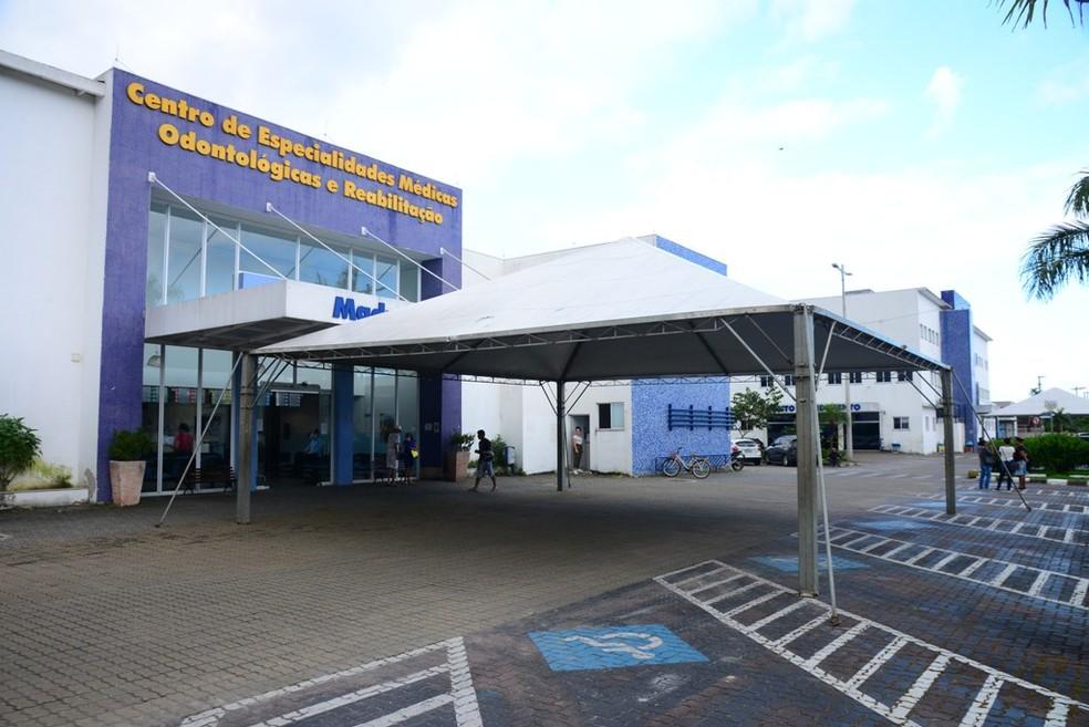 Centro de Especialidades Médicas e Odontológicas (Cem/Ceio) em Caraguatatuba — Foto: Divulgação/ Prefeitura de Caraguatatuba