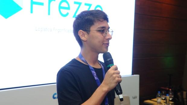 Elton Soares, fundador da Frezze (Foto: Rafael Jota)