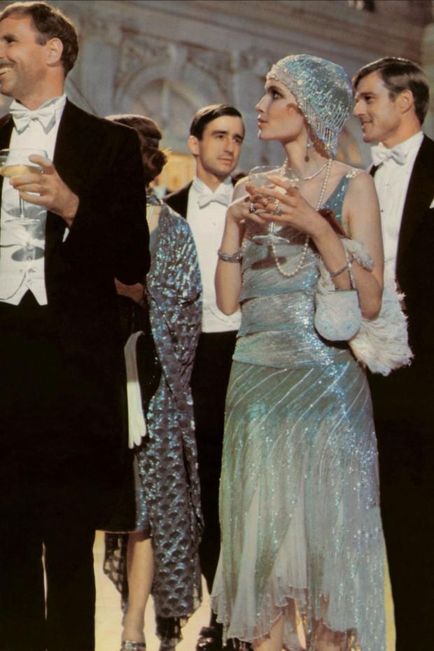 Mia Farrow, O Grande Gatsby (1974) (Foto: Divulgação/ Alamy)