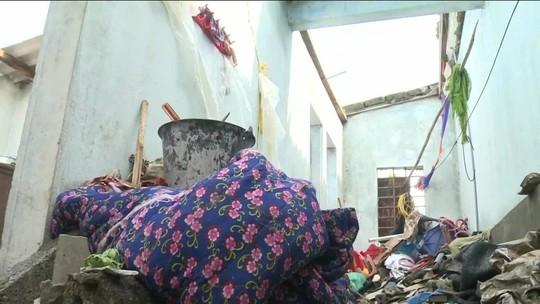 No Vietnã, tufão mata seis pessoas e deixa 300 mil casas danificadas