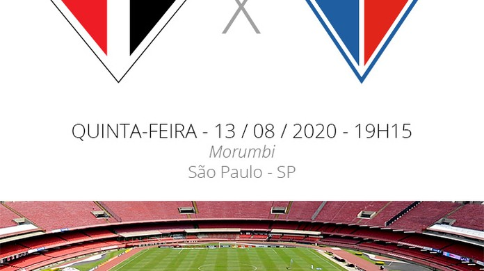 Sao Paulo X Fortaleza Veja Onde Assistir Escalacoes Desfalques E Arbitragem Brasileirao Serie A Ge