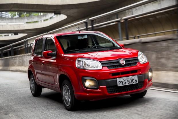 Fiat Uno 2020 (Foto: Divulgação)